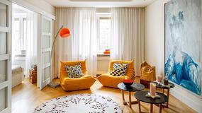 Wygodny apartament z socrealistycznym klimatem