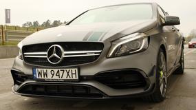 Mercedes A45 AMG – auto, które uzależnia