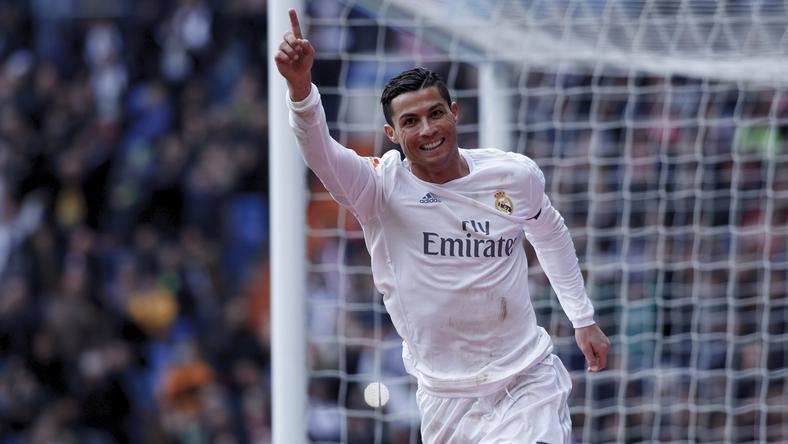 A hétvégén duplázott Ronaldo /Fotó: AFP