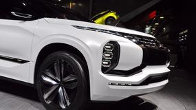 Paryż Motor Show 2016: Mitsubishi pokazało SUV-a przyszłości