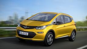 Opel Ampera-e - nowy elektryczny model