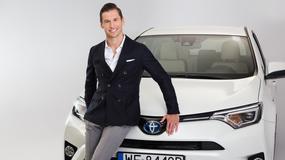 Grzegorz Krychowiak ma nowy samochód