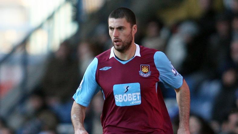 Tristán játszott az angol West Hamben is korábban /Fotó: AFP
