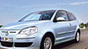 VW Polo BlueMotion - Ładne oszczędzanie