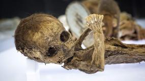 """""""Athanatos. Nieśmiertelny"""" - mumie na Teneryfie"""