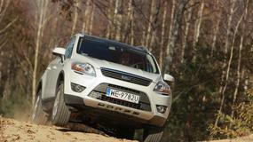 Ford Kuga: sportowy SUV z automatem