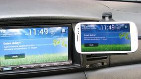 Nokia kontra Samsung: systemy dla kierowców