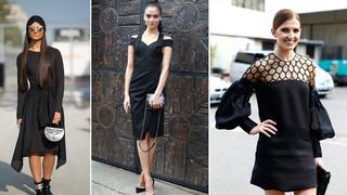 Must have: czarna sukienka na wyjątkową okazję