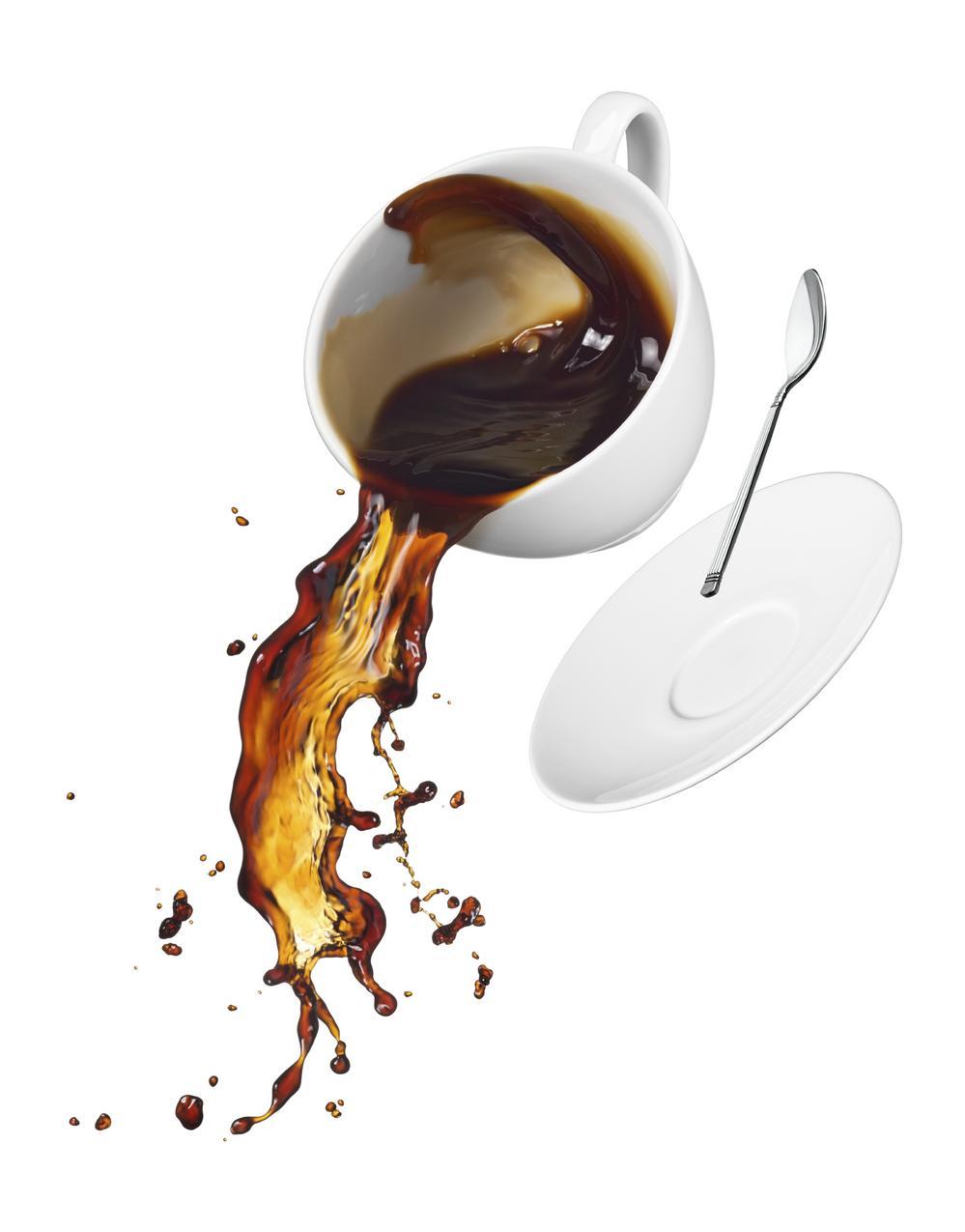 Ciemna kawa wypłukuje wapno z organizmu