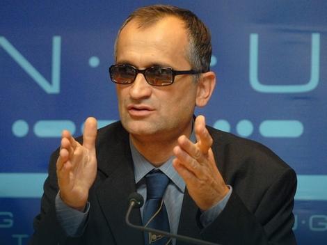 Dževad Galijašević stručnjak za borbu protiv terorizma