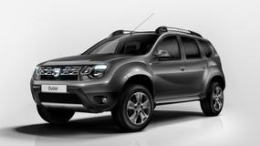 Nowa Dacia Duster we Frankfurcie