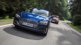 Audi A5 Sportback - długa droga