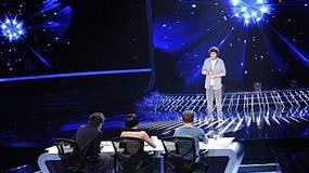 """Kuba Wojewódzki w """"X Factor"""": jestem szczęśliwy gówniarzu, bo jesteś na scenie"""