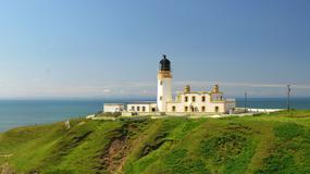 Wspaniałe mieszkanie i cudowne widoki - willa w latarni morskiej w Szkocji na sprzedaż