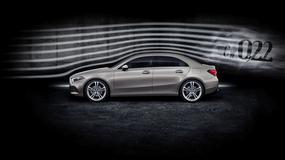 Mercedes Klasy A - sedan po raz drugi