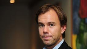 Karl-Johan Persson - prezes odzieżowej firmy H&M