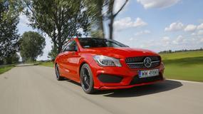 Test Mercedesa CLA 250 4Matic - Samochód prawie idealny?