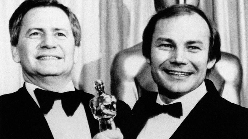 A legjobb idegen nyelvű filmnek járó Oscar-díjat a Mephisto kapta 1982-ben, rendezője Szabó István, főszereplője Klaus Maria Brandauer /Fotó: MTI