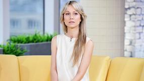 Magdalena Ogórek, specjalistka od Kościoła z twarzą modelki