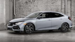 Nowa Honda Civic - globalny hatchback