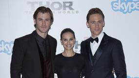 """Gwiazdy na uroczystej premierze filmu """"Thor: mroczny świat"""""""