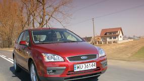 Ford Focus II kontra Mazda 3 i Volvo C30: Czy wszystko zostaje w rodzinie?