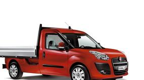 Fiat Doblo Work-Up: robotnik na medal