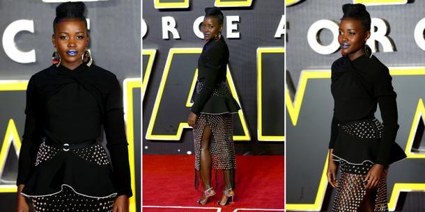 Best Look: Lupita Nyong'o w kreacji Proenza Schouler