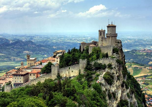 Najpiekniejsze miejsca Włoch