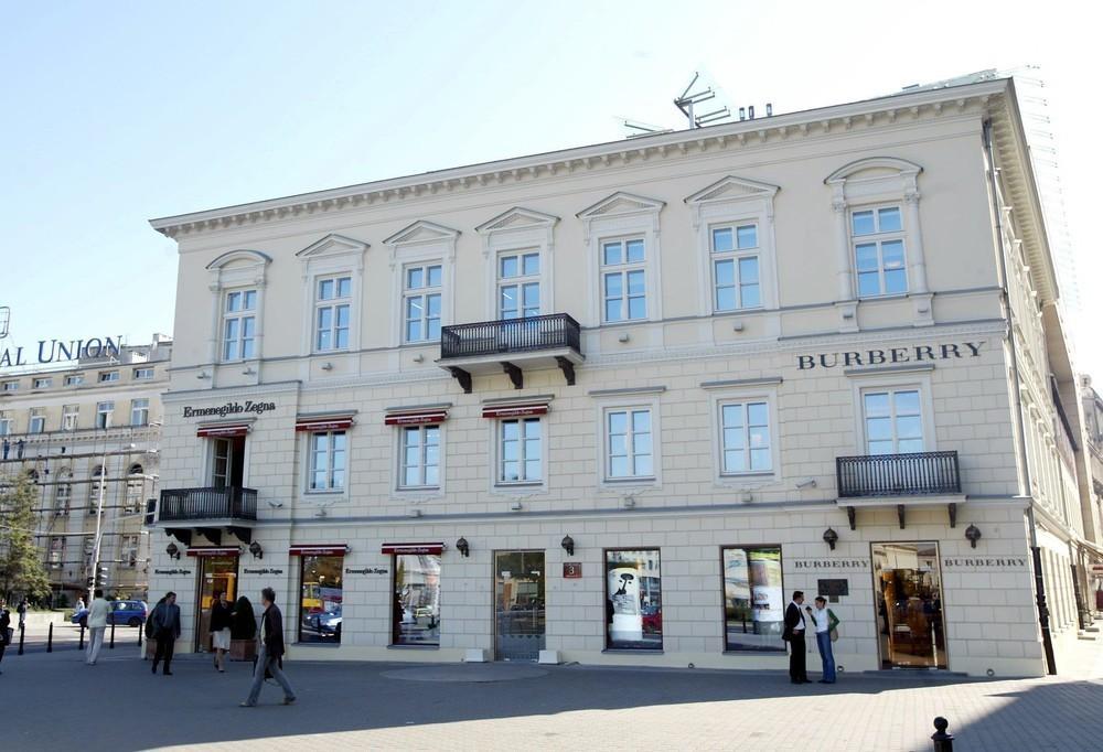 Sklep Burberry w Warszawie