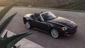 Fiat 124 Spider: roadster we włoskim stylu