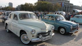 Najpiękniejsze Warszawy i Syreny na Placu Defilad