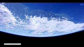 Nagranie ultra HD z ziemskiej orbity