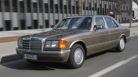"""Mercedes W126 - wcale nie musi być """"pięćsetka"""""""