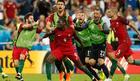 U TRANSU Ovako su portugalski komentatori ispratili gol za evropsku titulu /VIDEO/