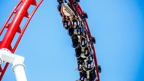 Nowy Roller Coaster w parku rozrywki Energylandia. 80 km/h w zaledwie 3 sekundy!
