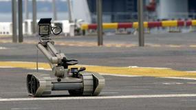 Roboty zapewnią bezpieczeństwo kibicom