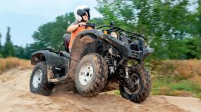 Test Quada Romet T3 500i 4x4 - każdy chce być rolnikiem