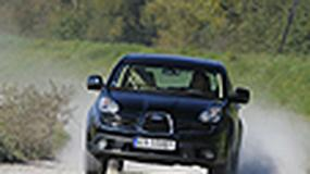 Subaru Tribeca - Wierny tradycji