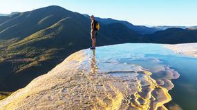 Hierve el Agua - najdziwniejszy wodospad na świecie
