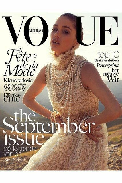 Vogue Nederland September 2013