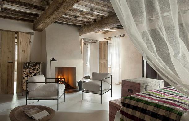 Hotel Monteverdi - serce Toskanii