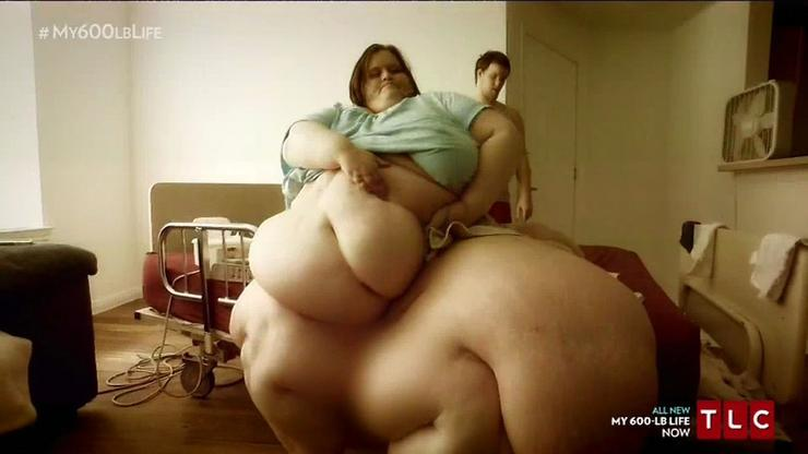 A TLC Élet 250 kiló felett című műsorában mutatták be az életét/Fotó: Profimedia-Reddot
