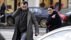 Marta Żmuda Trzebiatowska zabrała faceta do fryzjera