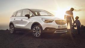 Opel Crossland X - Mocne wsparcie