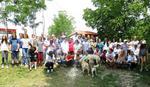 """DIRLJIVO Mališani iz """"Zračka"""" posetili centar za napuštene životinje """"Moj pas"""" (VIDEO)"""