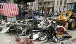 Osam žrtava bombaških napada kod Bagdada