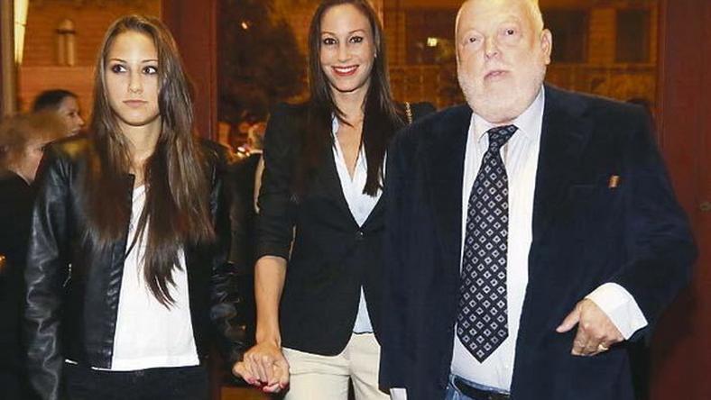 Vajna Tímea és férje, Andy Vajna is támogatja Lillát /Fotó: RAS Archívum