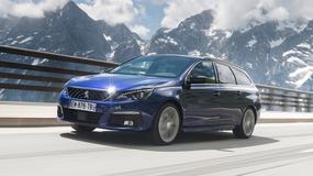 Peugeot 308 po liftingu - retusz nie tylko stylistyczny