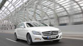 Test Mercedesa CLS 350 CDI Shooting Brake: oto Mercedes inny niż wszystkie